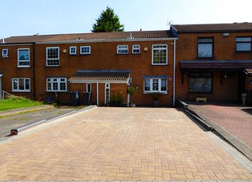 Thumbnail 2 bed terraced house for sale in Pembridge Close, Kitwell, Birmingham