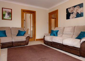 Thumbnail 2 bed flat for sale in Millburn Avenue, Dumfries, Dumfries And Galloway.