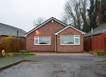 Thumbnail 3 bedroom detached bungalow for sale in Alan Close, Rushey Mead, Leicester