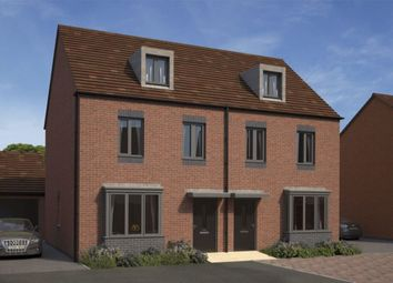Thumbnail 3 bed terraced house for sale in Emerald Grove, Lawley Drive, Lawley, Telford