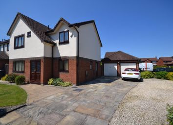 Thumbnail 4 bed detached house for sale in Castle Green, Kingswood, Cheshire