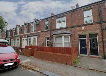 Thumbnail 3 bed terraced house for sale in Holly Avenue, Wallsend, Northumberland