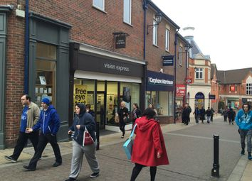 Thumbnail Retail premises to let in Unit 4, 10 Steeplegate Vicar Lane Shopping Centre, Chesterfield