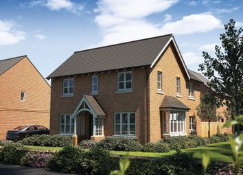 """Thumbnail 4 bedroom detached house for sale in """"The Caulke"""" at Ashburton Road, Totnes"""