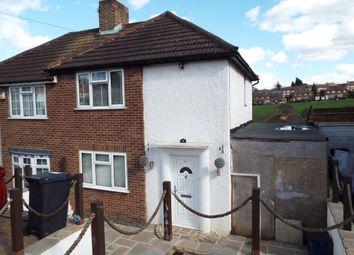 Thumbnail 2 bedroom semi-detached house for sale in Gascoigne Road, New Addington, Croydon