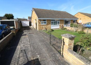 Thumbnail 2 bed semi-detached bungalow for sale in Ennerdale Road, Rushden