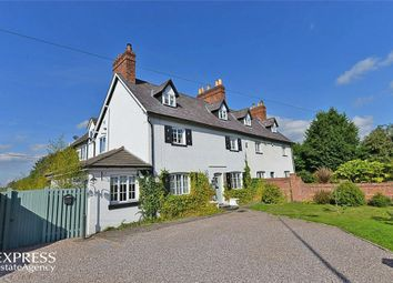 Thumbnail 7 bed semi-detached house for sale in Chester Road, Oakmere, Northwich, Cheshire