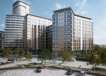 Thumbnail 3 bed flat for sale in Grapnel Apartments At Fortis Quay, Manchester