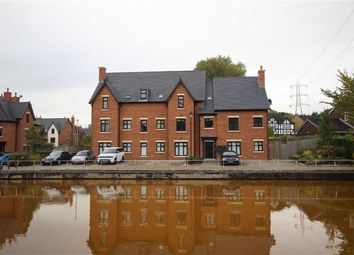 Thumbnail 2 bed flat for sale in Brindley House, The Boatyard, Worsley