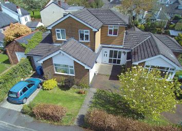 Thumbnail 5 bedroom detached house for sale in Croftside, Woolston, Warrington