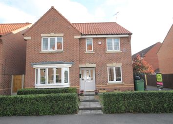 Thumbnail 4 bed detached house for sale in Goldstraw Lane, Fernwood, Newark, Nottinghamshire.