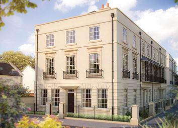 "Thumbnail 6 bed end terrace house for sale in ""The Kiln"" at Hercules Road, Sherford, Plymouth"