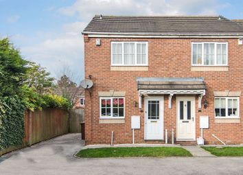 Thumbnail 2 bed semi-detached house to rent in Fremantle Drive, Wimblebury, Cannock