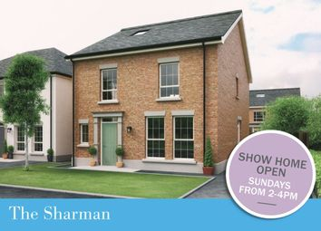 Thumbnail 5 bed detached house for sale in Harlow Green, Meeting Street, Moira