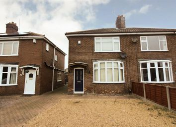 Thumbnail 2 bed semi-detached house for sale in Clare Road, Stafford