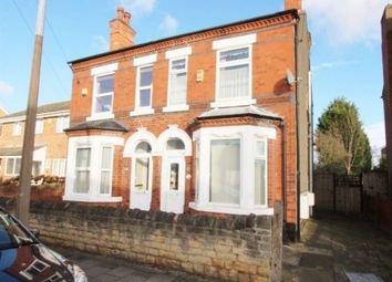 Thumbnail 4 bed semi-detached house to rent in Marlborough Road, Beeston, Nottingham