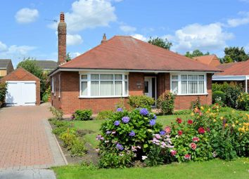 Thumbnail 2 bed detached bungalow for sale in Moss Green Lane, Brayton, Selby