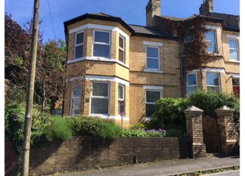 Thumbnail 4 bedroom semi-detached house for sale in Llanthewy Road, Newport