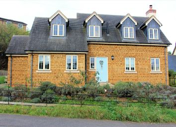 Thumbnail 3 bedroom detached house for sale in Station Road, Uppingham, Oakham