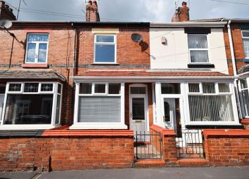 Thumbnail 2 bed terraced house to rent in Woodman Street, Milton, Stoke-On-Trent