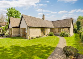 Thumbnail 4 bed detached bungalow for sale in Bell Lane, Barton Mills, Bury St. Edmunds