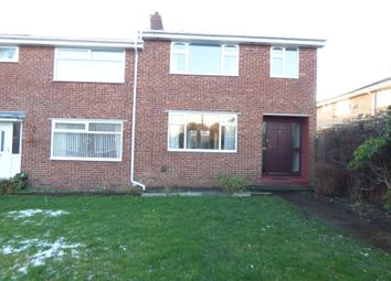 Thumbnail Terraced house for sale in Thropton Court, Blyth