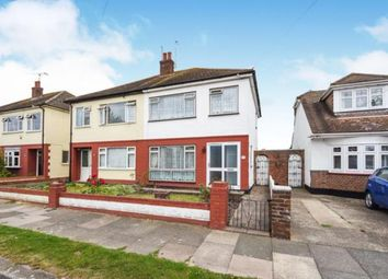 Thumbnail 3 bed semi-detached house for sale in Southend-On-Sea, Essex