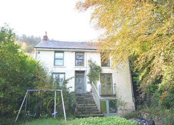 Thumbnail 6 bed end terrace house for sale in The Old Vicarge, Pwllfa Place, Aberdare