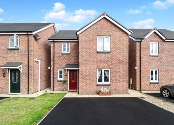 Thumbnail 3 bedroom detached house for sale in Tadia Way, Caerleon, Newport