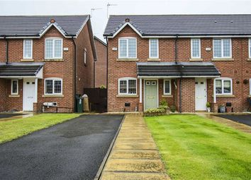 Thumbnail 2 bed mews house for sale in Nightingale Close, Whalley, Clitheroe