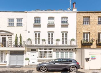 Thumbnail 3 bedroom terraced house for sale in Eaton Mews South, Belgravia