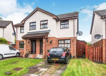 Thumbnail 3 bed semi-detached house for sale in Castle Drive, Airth, Falkirk