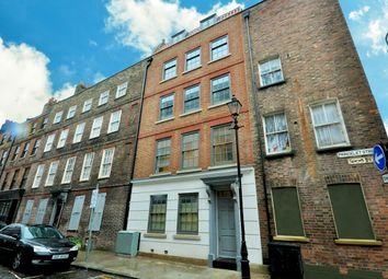 Thumbnail 3 bed end terrace house for sale in Princelet Street, Shoreditch
