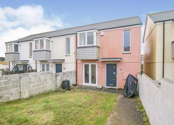 Thumbnail 2 bed terraced house for sale in Sandy Lane, Redruth, Cornwall