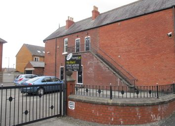 Thumbnail 1 bed flat to rent in The Old Vicarage, Robinson Street, Leigh, Greater Manchester