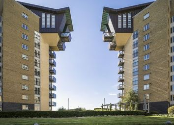Thumbnail 2 bed flat to rent in Waterman Building, 14 Westferry Road, London