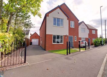 4 bed detached house for sale in Uttoxeter Road, Handsacre, Rugeley WS15