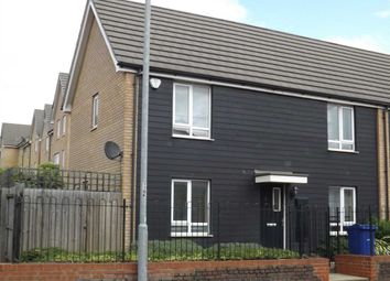 Thumbnail 3 bed semi-detached house for sale in The Rookery, West Thurrock, Grays