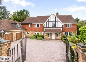 Thumbnail 5 bed detached house to rent in Wood Ride, Hadley Wood, Barnet