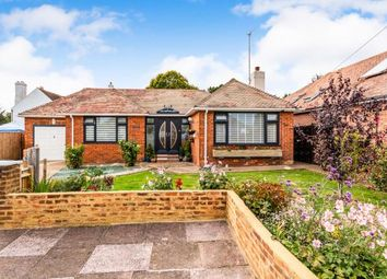 Thumbnail 2 bed bungalow for sale in Exmoor Close, Worthing, West Sussex, Na