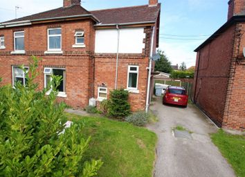 Thumbnail 3 bed semi-detached house for sale in Pine Avenue, Ollerton, Newark