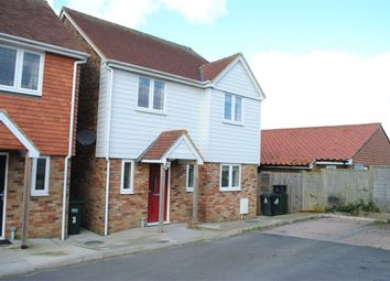 Thumbnail 4 bed detached house to rent in Orchard Way, Westfield, Hastings, East Sussex