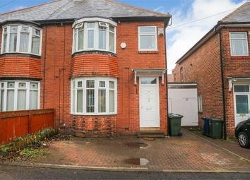 3 bed semi-detached house for sale in Hauxley Gardens, Newcastle Upon Tyne, Tyne And Wear NE5