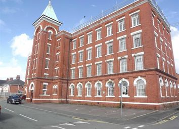 Thumbnail 3 bedroom flat to rent in Waterloo Mill, Leek, Leek