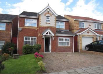 Thumbnail 4 bed detached house for sale in Redewood Close, Denton Burn, Newcastle Upon Tyne