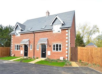 Thumbnail 3 bed semi-detached house for sale in Edward Strauss Park, Kingston Bagpuize, Abingdon