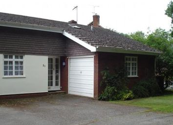 Thumbnail 2 bed bungalow to rent in Rotherbank Farm Lane, Liss Forest, Hampshire