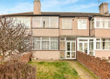Thumbnail 3 bed terraced house for sale in Grosvenor Crescent, Uxbridge, Middlesex