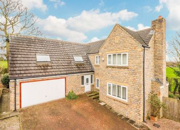 Thumbnail 3 bed detached house for sale in Church Hill Farm, Crofton, Wakefield