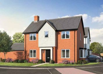 Thumbnail 3 bedroom detached house for sale in Station Road, Ibstock